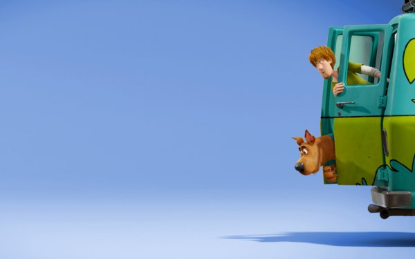 Movie Scoob! Scooby-Doo Shaggy Rogers HD Wallpaper | Background Image
