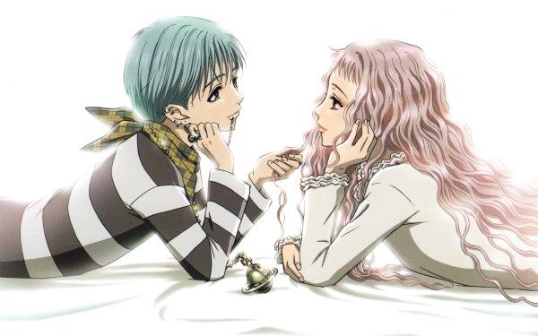 Anime Nana Reira Serizawa Shinichi Okazaki HD Wallpaper   Background Image