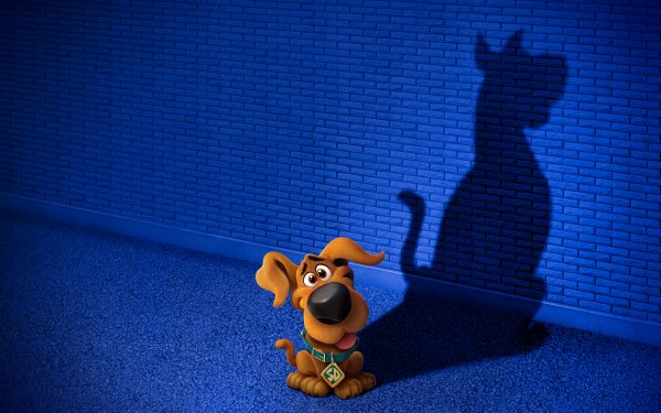Movie Scoob! Scooby-Doo Shadow Puppy HD Wallpaper | Background Image