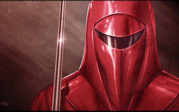 Sci Fi Star Wars Emperor's Royal Guard HD Wallpaper | Background Image