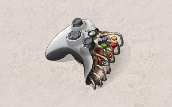 Videojuego Xbox 360 Consolas Microsoft Xbox Controller Fondo de pantalla HD | Fondo de Escritorio