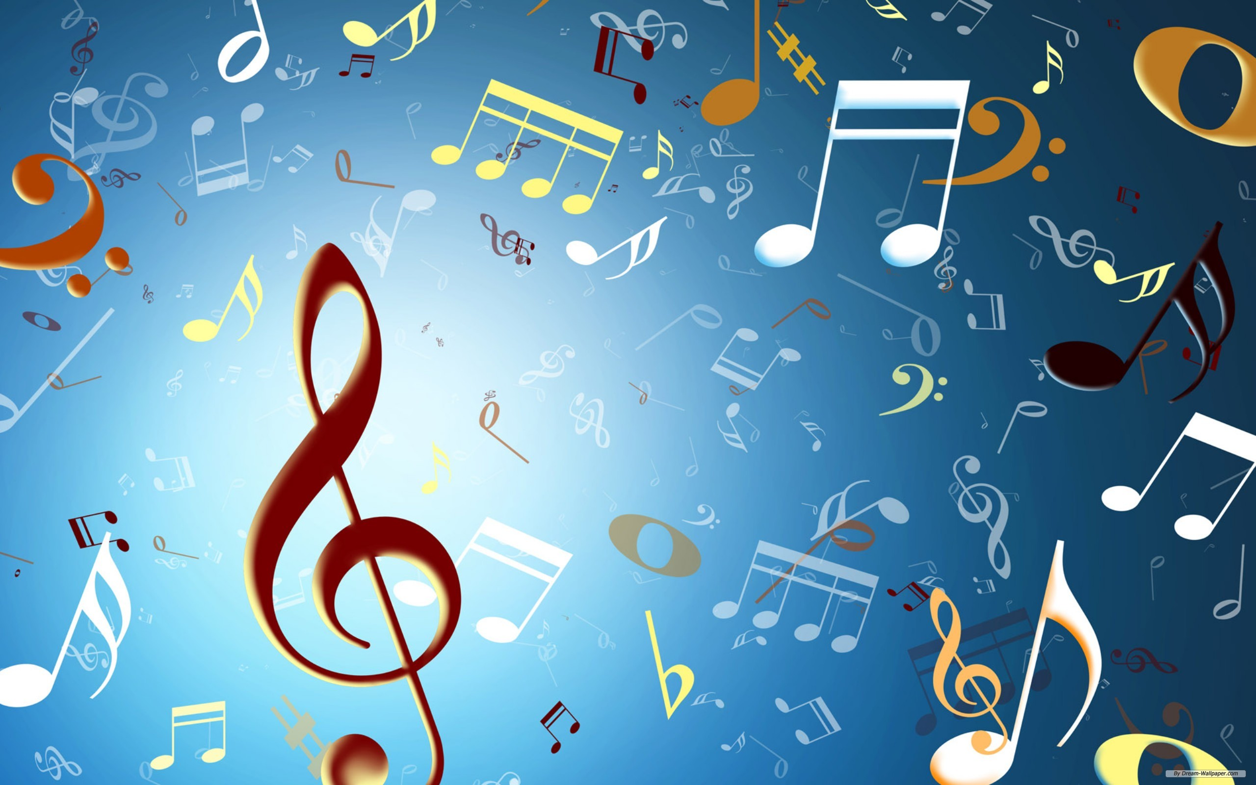 Music Notes Backgrounds: Musical Notes Full HD Wallpaper And Background Image