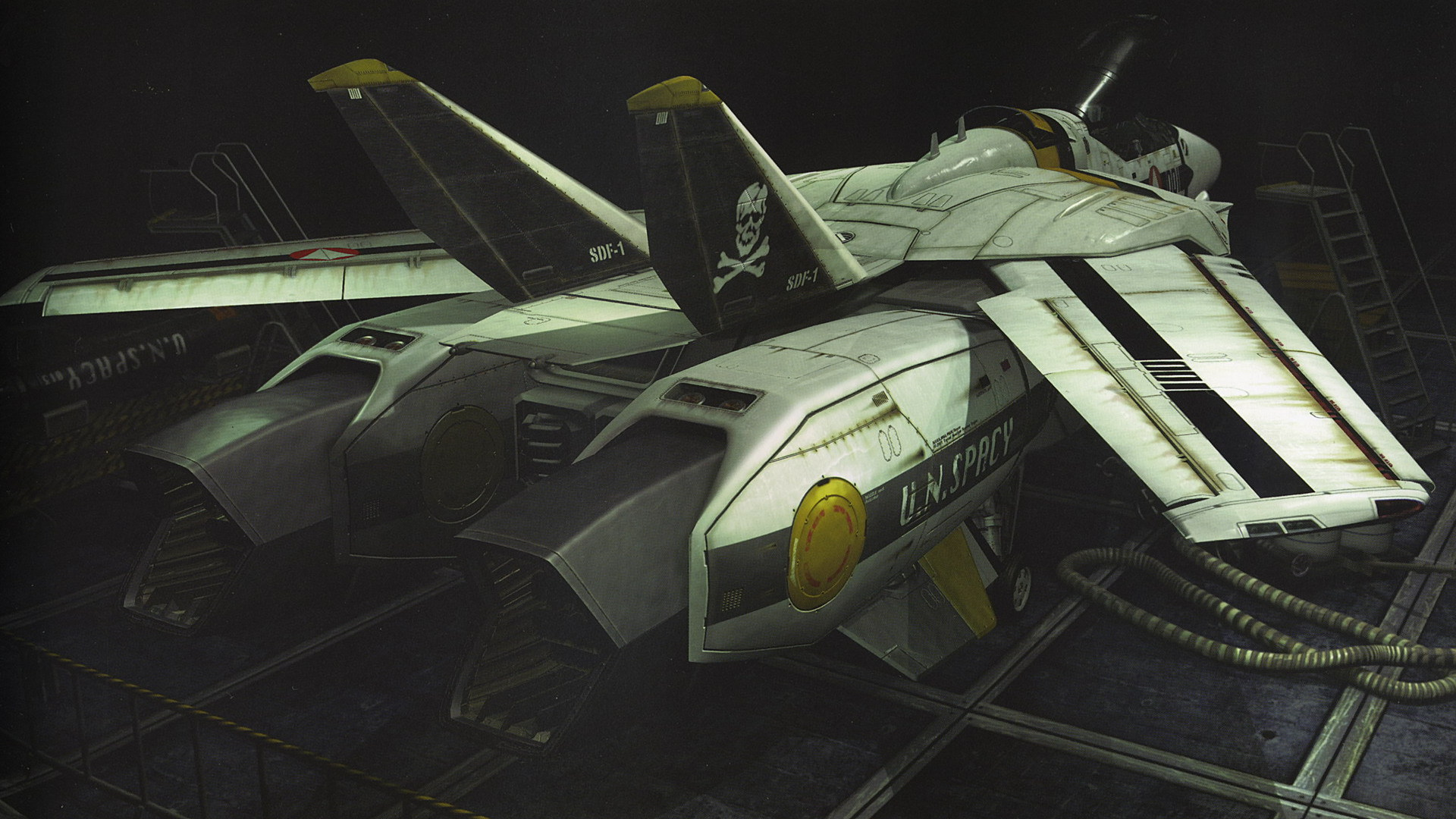 Macross skull and bones full hd wallpaper and background - Robotech 1080p ...
