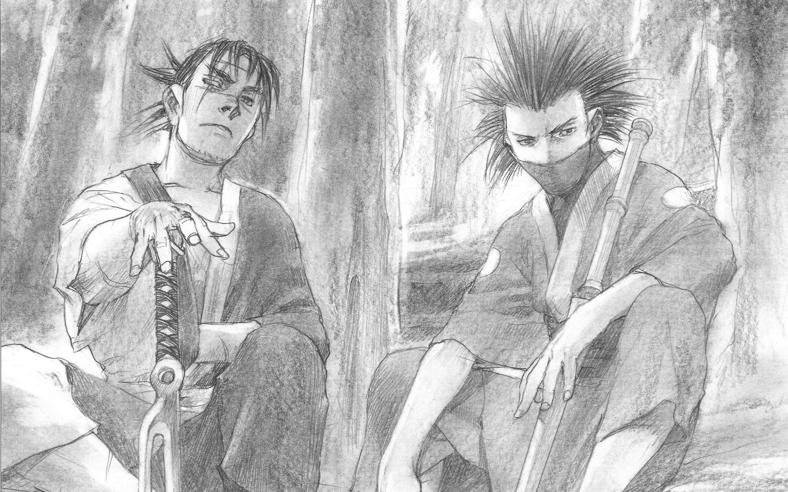 14 Blade Of The Immortal Hd Wallpapers Background Images