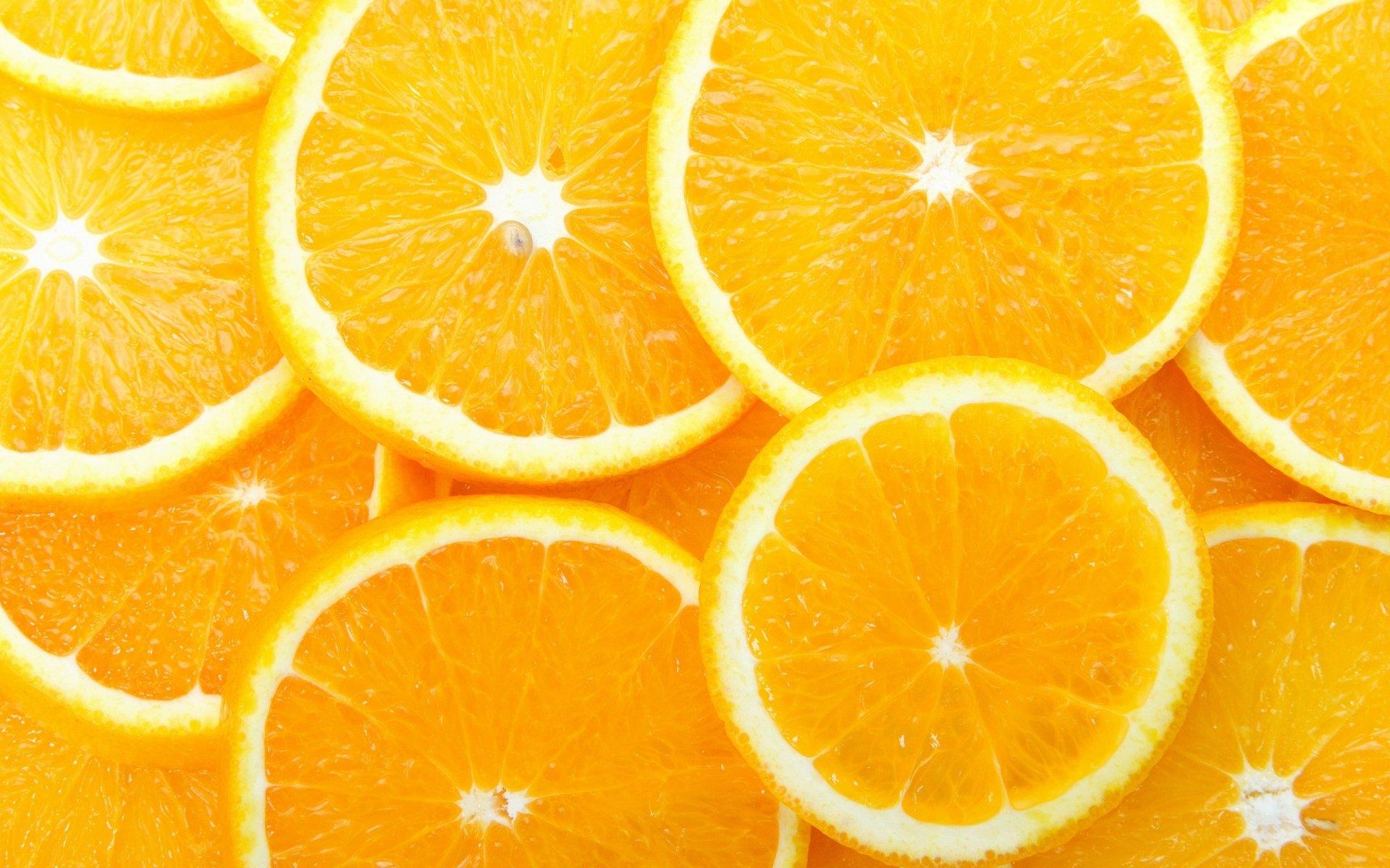 Food - Orange  Wallpaper
