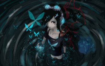 Anime - Black Rock Shooter Wallpapers and Backgrounds ID : 108257
