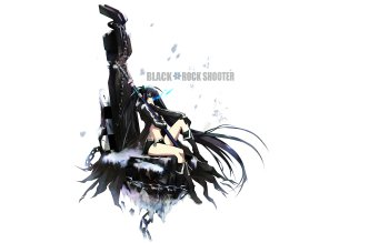 Anime - Black Rock Shooter Wallpapers and Backgrounds ID : 108277