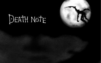 Anime - Death Note Wallpapers and Backgrounds ID : 108585