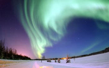 Earth - Aurora Borealis Wallpapers and Backgrounds ID : 108589