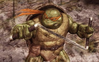 Комиксы - Tmnt Wallpapers and Backgrounds ID : 108949