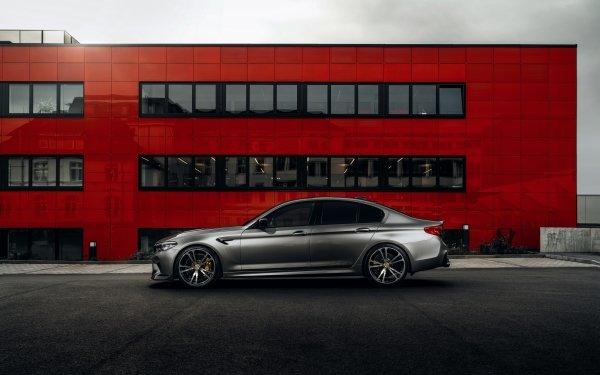 Vehicles BMW F90 BMW BMW M5 Car Silver Car Luxury Car HD Wallpaper   Background Image