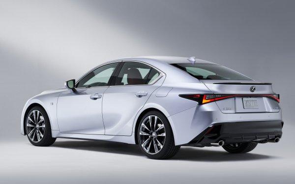 Véhicules Lexus IS Lexus Voiture Luxury Car Silver Car Fond d'écran HD | Image