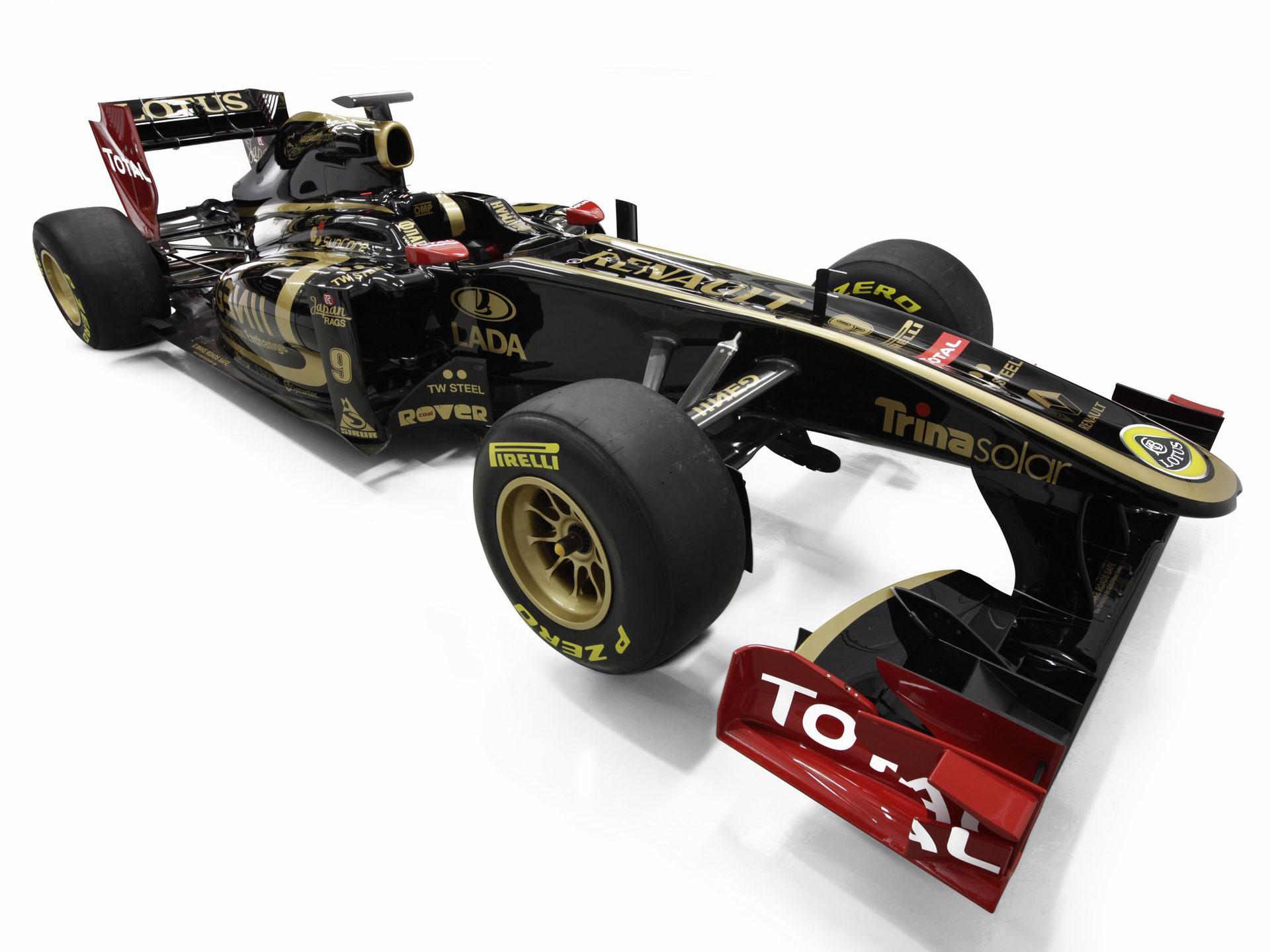 Deporte - Fórmula 1  Fondo de Pantalla