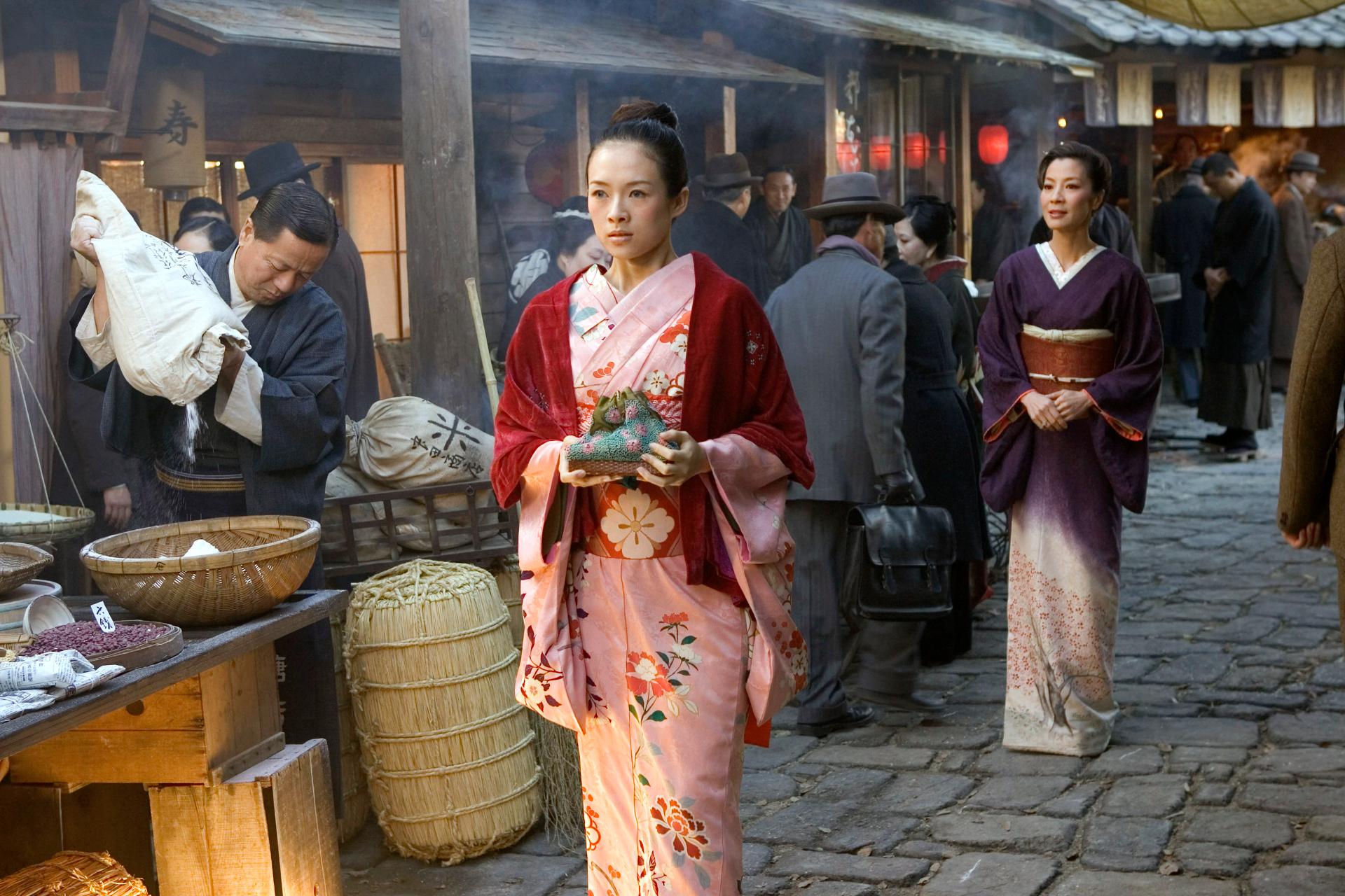 Movie - Memoirs Of A Geisha  Wallpaper