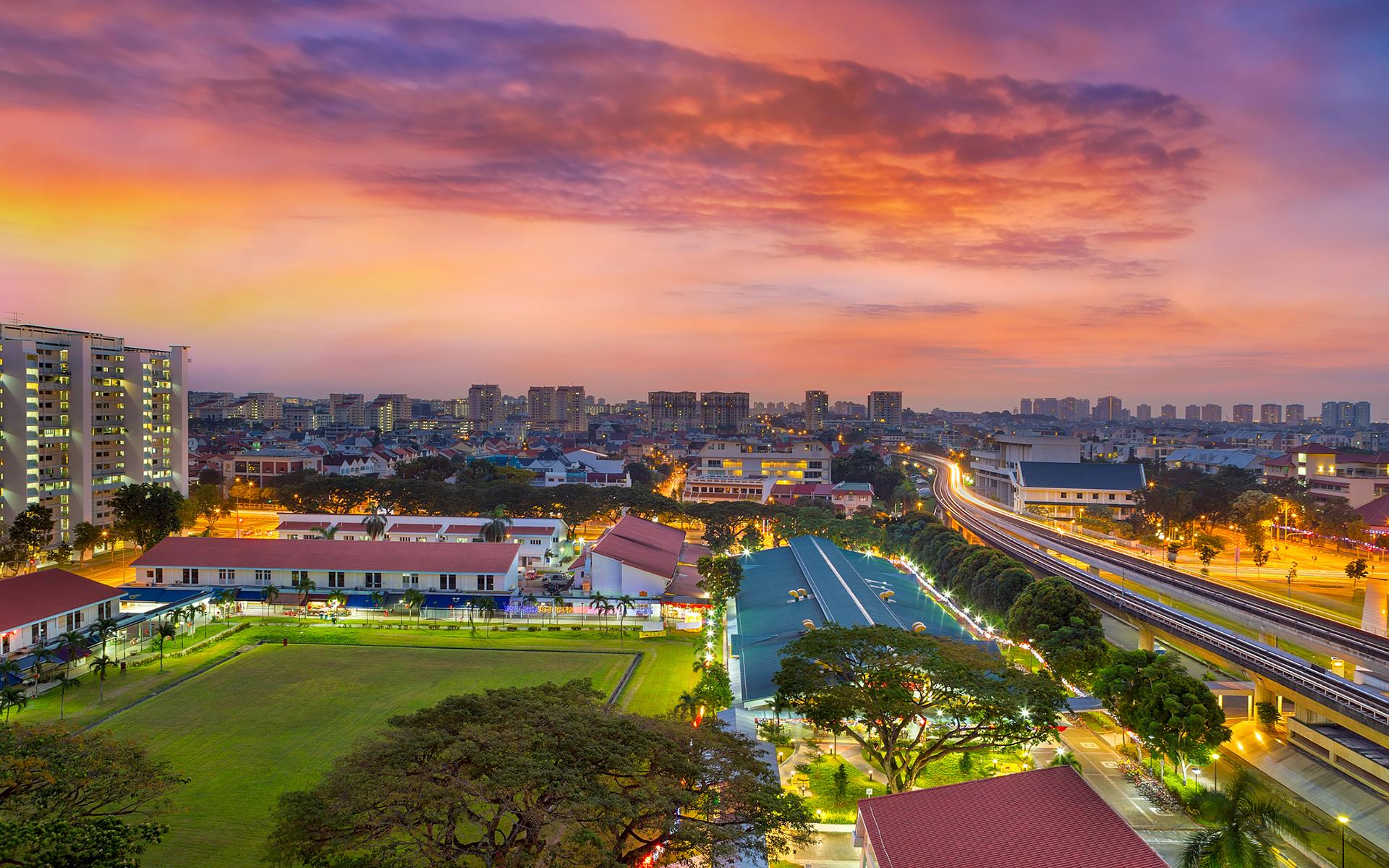 Обои cityscapes, Singapore, городские пейзажи. Города foto 17