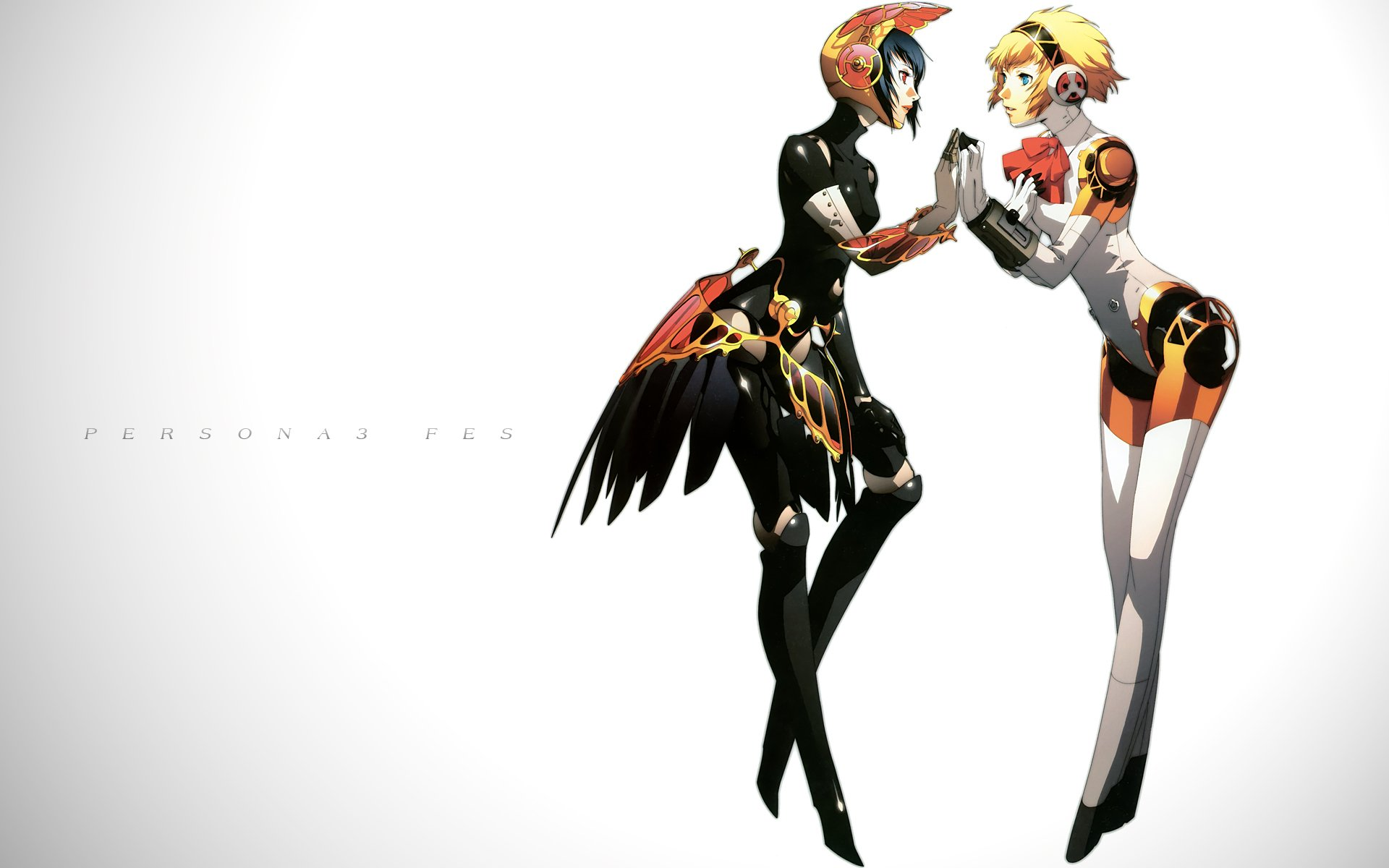 64 Aigis Persona HD Wallpapers