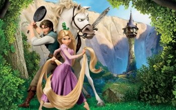 Cartoon - Rapunzel Wallpapers and Backgrounds ID : 109087
