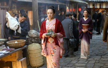 Movie - Memoirs Of A Geisha Wallpapers and Backgrounds ID : 10917
