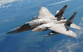 Militair - McDonnell Douglas F-15 Eagle Wallpapers and Backgrounds ID : 109177