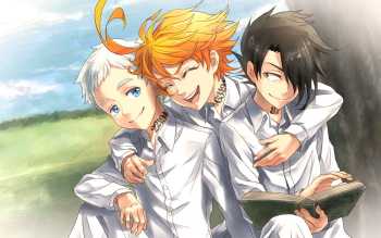33 Ray The Promised Neverland Hd Wallpapers Background Images Wallpaper Abyss