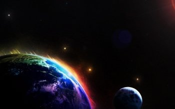 Science-Fiction - Planeten Wallpapers and Backgrounds ID : 109387