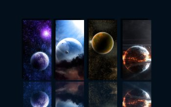 Artístico - Planetas Wallpapers and Backgrounds ID : 109419