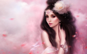 Fantasy - Women Wallpapers and Backgrounds ID : 109539