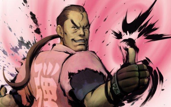 Video Game Street Fighter IV Street Fighter Dan Hibiki HD Wallpaper   Background Image
