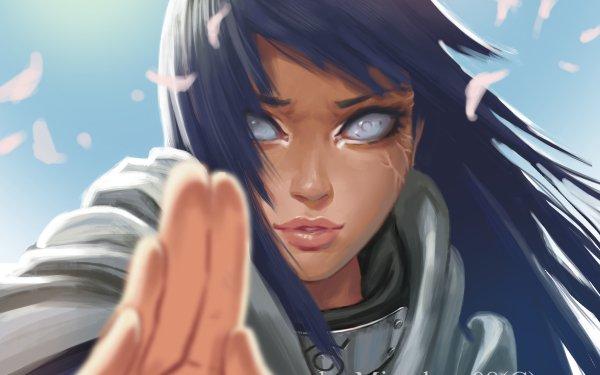Anime Naruto Hinata Hyuga HD Wallpaper   Background Image