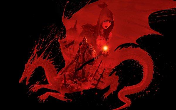Video Game Dragon Age: Origins Dragon Age HD Wallpaper | Background Image