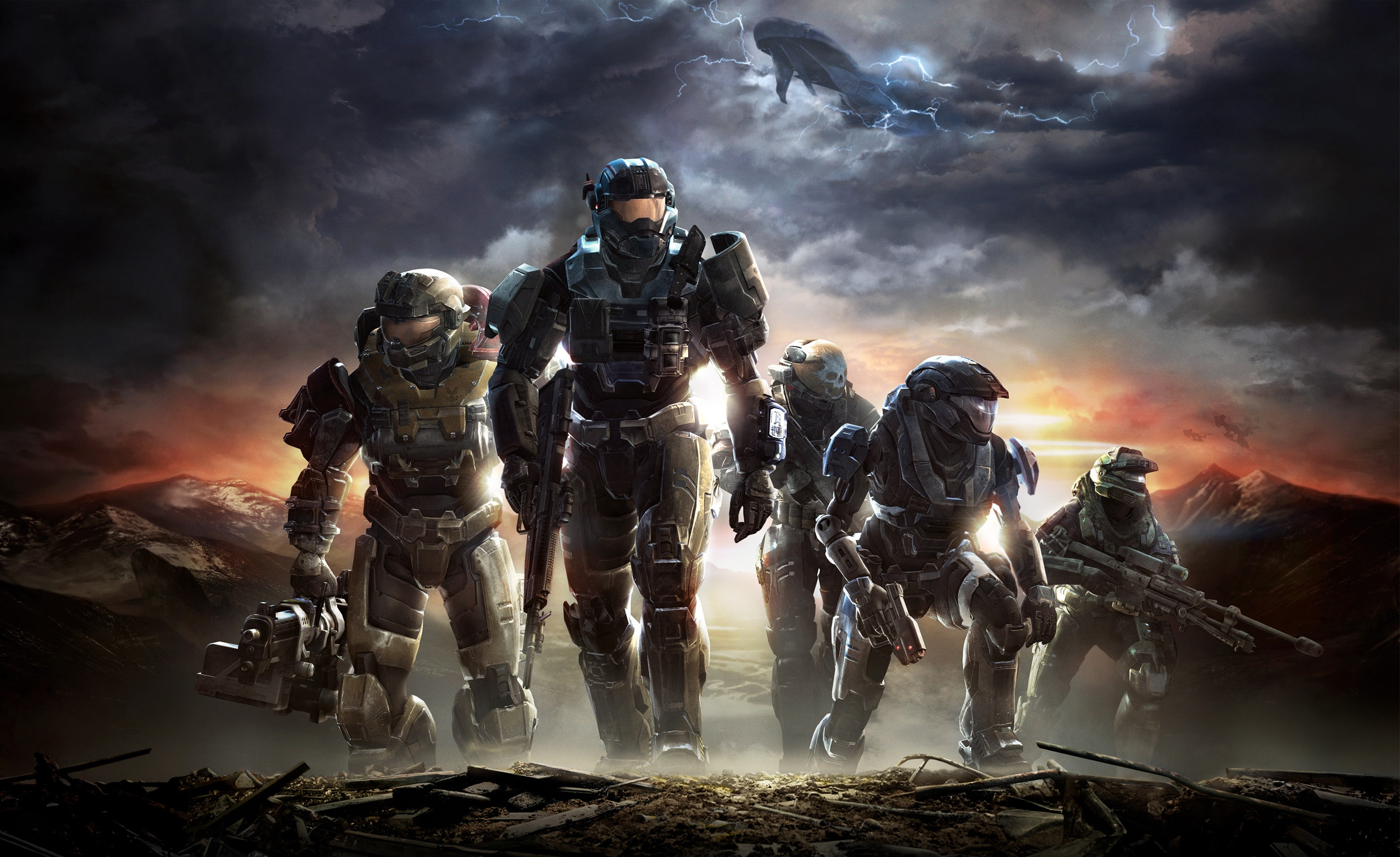 Video Game - Halo  Reach Wallpaper
