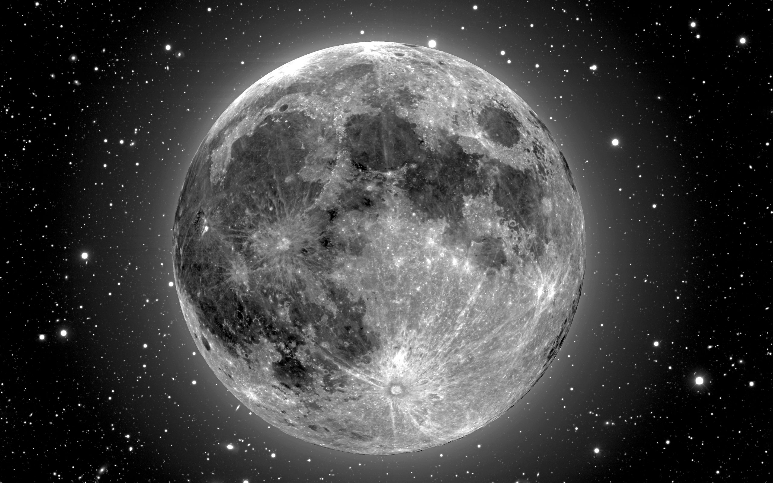 309 Moon Hd Wallpapers Background Images Wallpaper Abyss