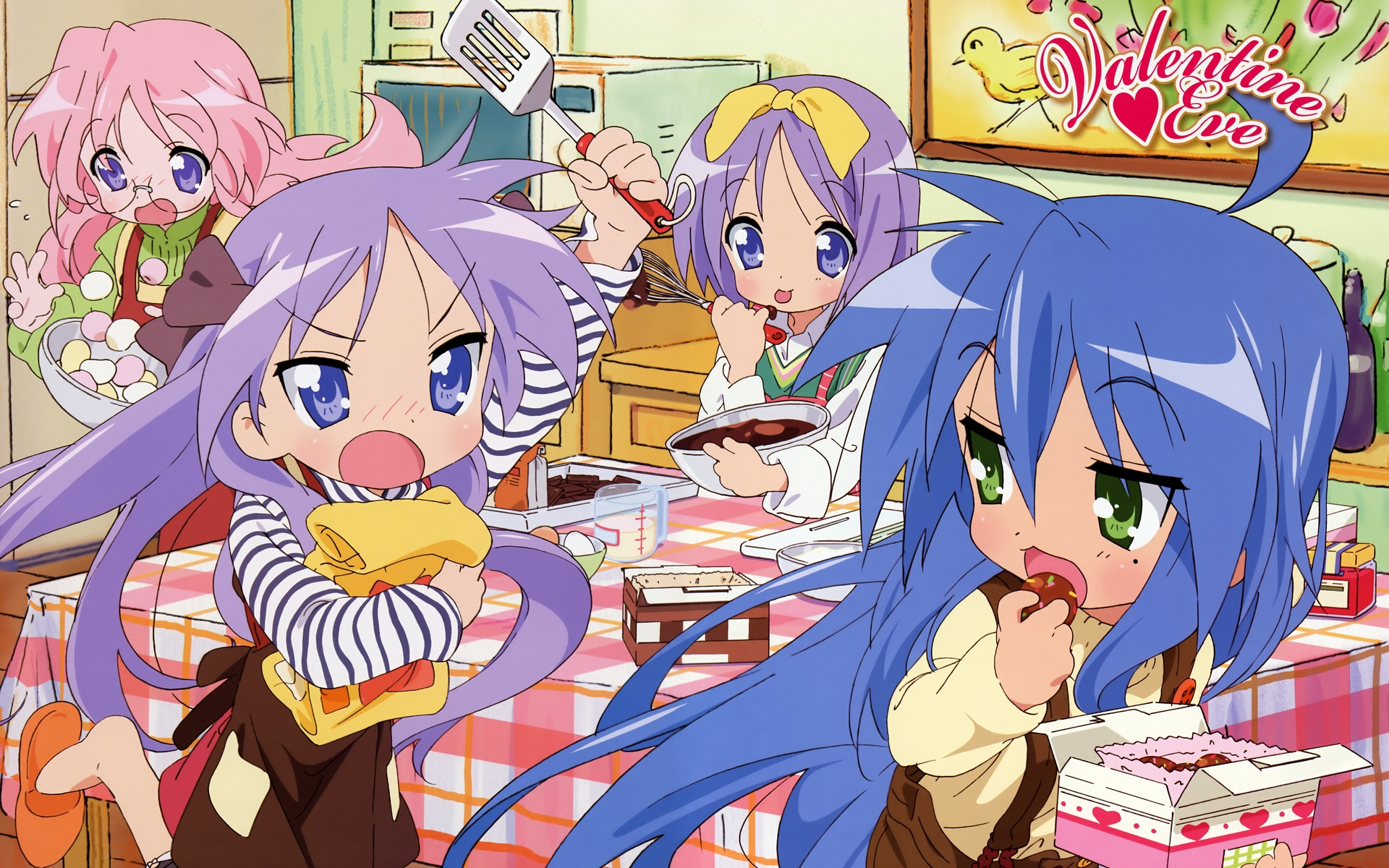lucky star hd wallpaper | background image | 1920x1200 | id:110387