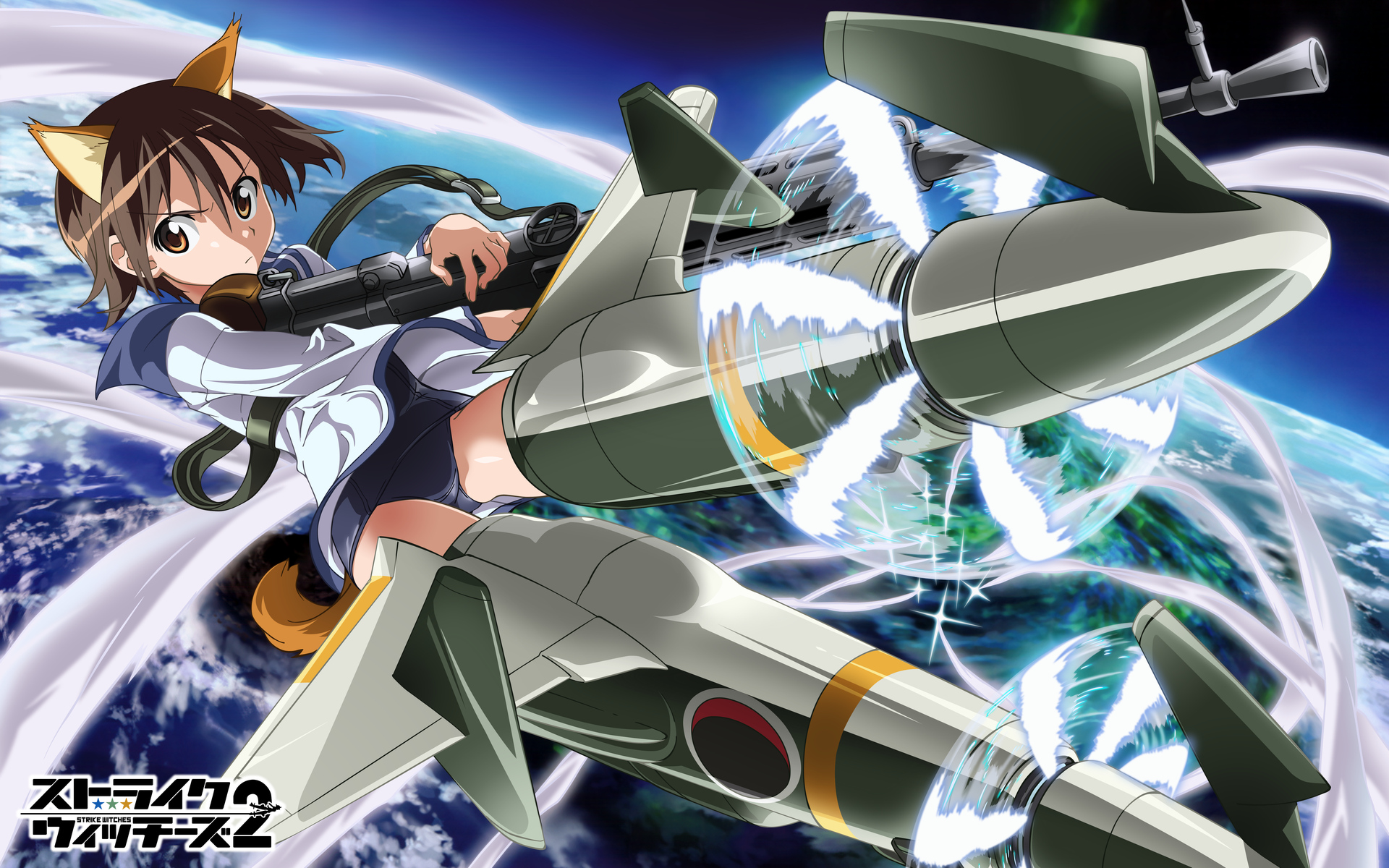 Strike witches the maiden of the sky kaskus