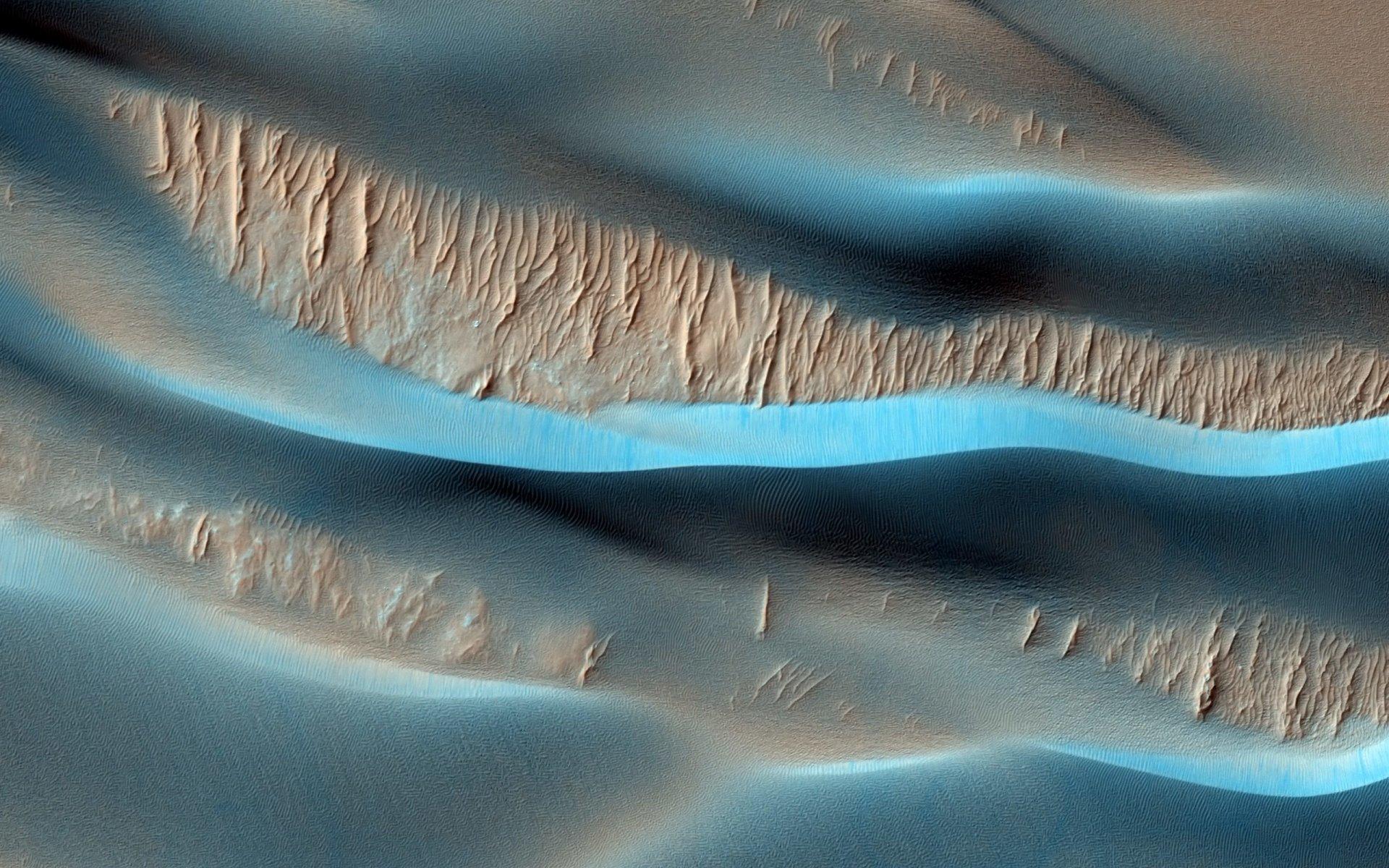 科幻 - Mars  壁纸
