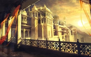 Video Game - Prince Of Persia: The Forgotten Sands  Wallpapers and Backgrounds ID : 110069