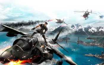 Video Game - Just Cause Wallpapers and Backgrounds ID : 110115