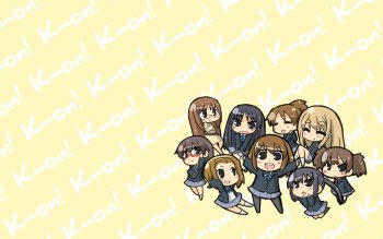 Anime - K-on! Wallpapers and Backgrounds ID : 110385