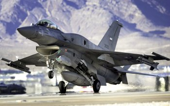 Military - General Dynamics F-16 Fighting Falcon Wallpapers and Backgrounds ID : 110425