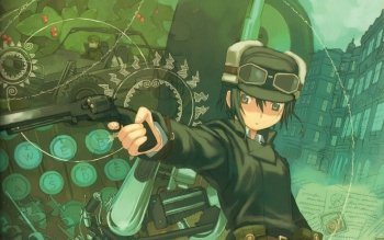 Anime - Steampunk Wallpapers and Backgrounds ID : 110455