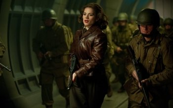 Movie - Captain America: The First Avenger Wallpapers and Backgrounds ID : 110827