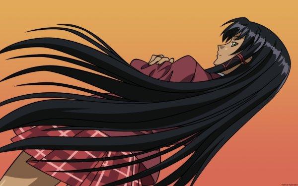 Anime School Rumble HD Wallpaper   Background Image