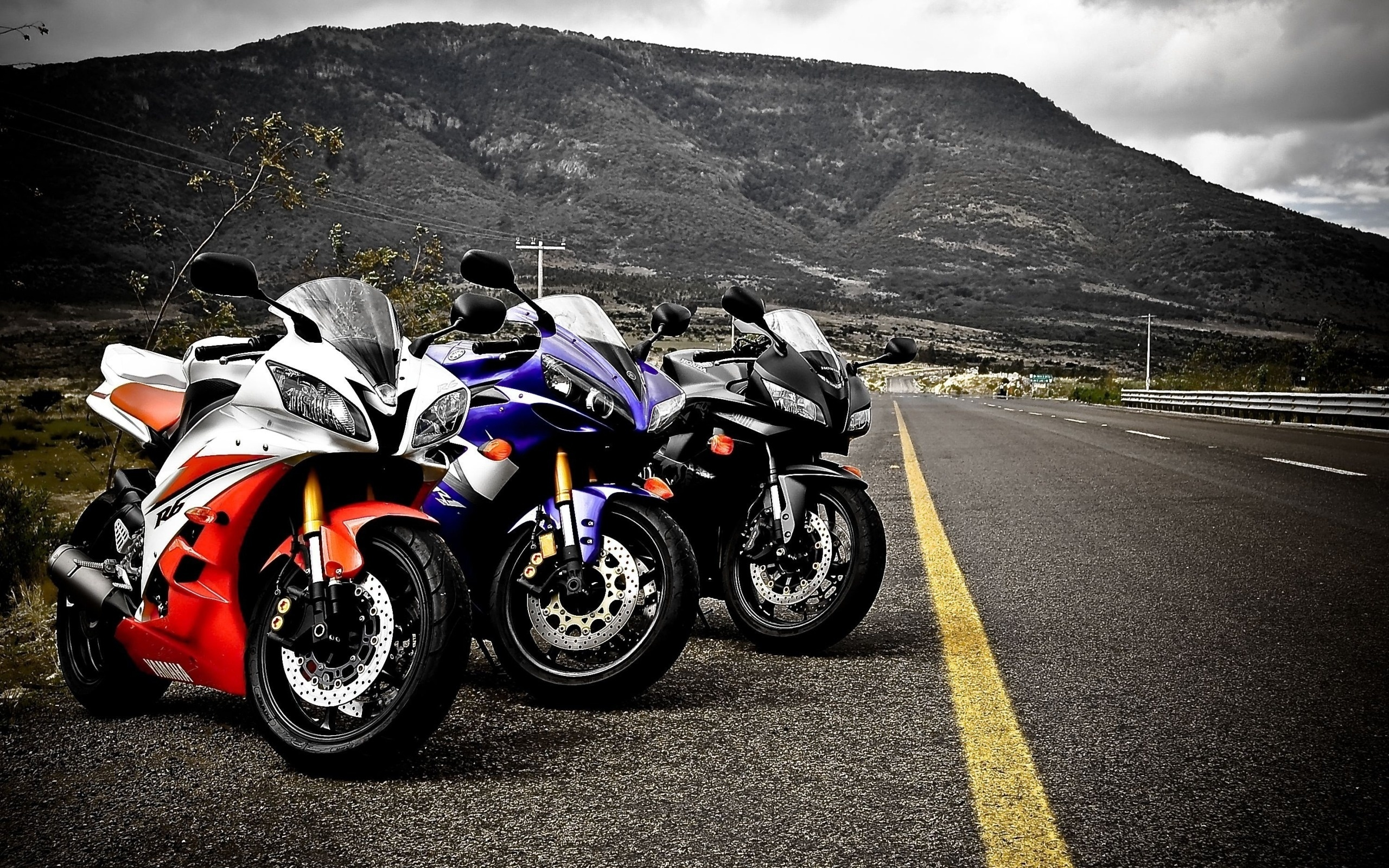 motorcycle background photo  Motorcycle HD Wallpaper | Background Image | 2560x1600 | ID:111299 ...