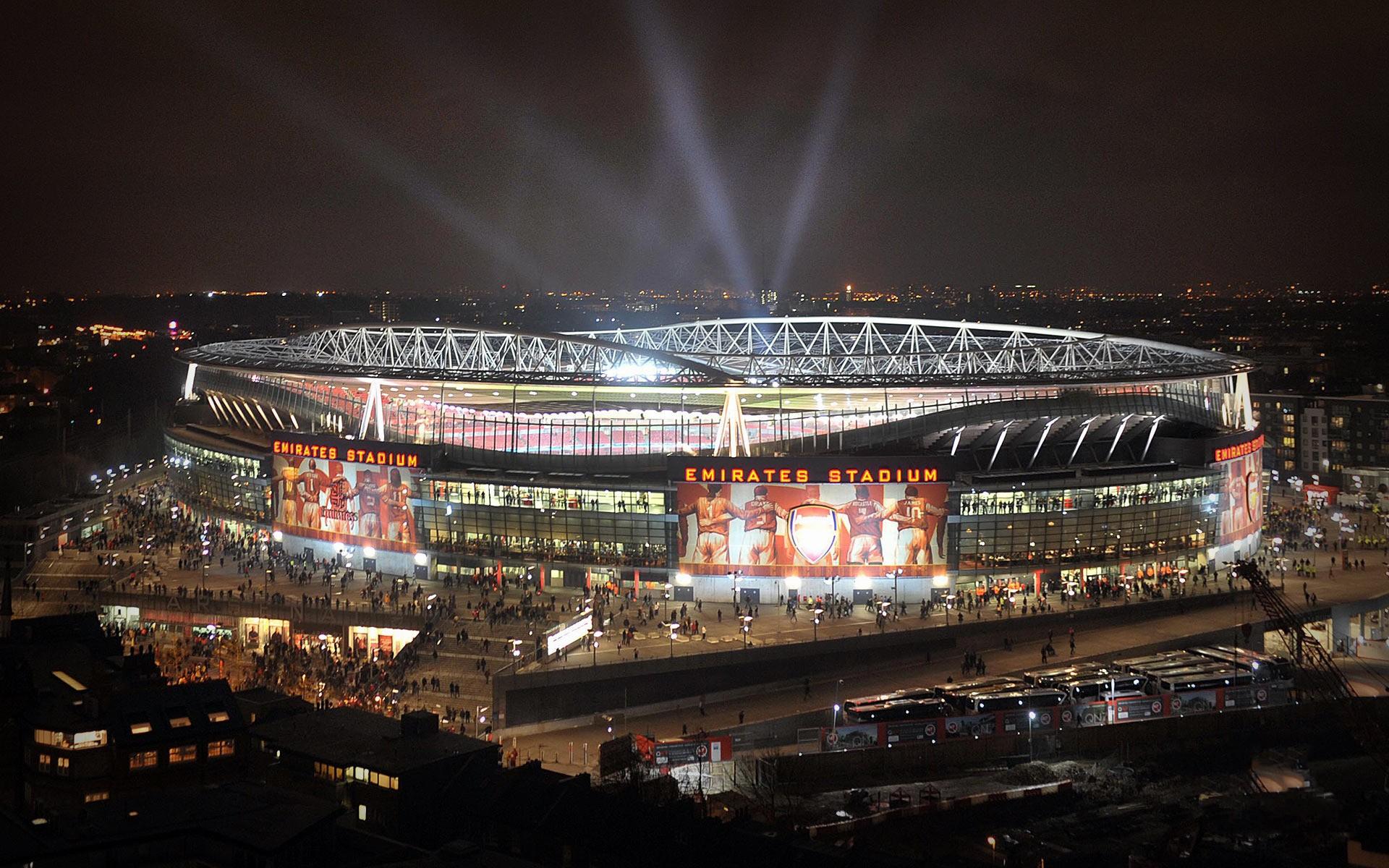 Sports - Emirates Stadium  Wallpaper