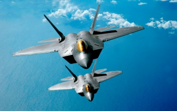 Military - Lockheed Martin F-22 Raptor Wallpapers and Backgrounds ID : 111137