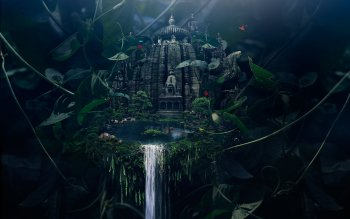 Fantasy - Castle Wallpapers and Backgrounds ID : 111317
