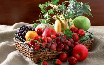 Alimento - Fruta Wallpapers and Backgrounds ID : 111319