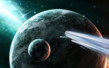 Science-Fiction - Planeten Wallpapers and Backgrounds ID : 111537