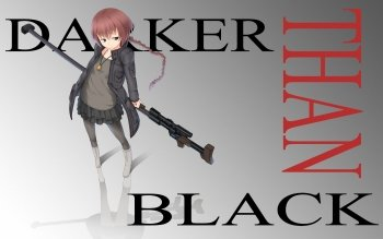Anime - Darker Than Black Wallpapers and Backgrounds ID : 111697