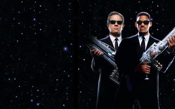 Movie Men In Black Will Smith Tommy Lee Jones HD Wallpaper | Background Image